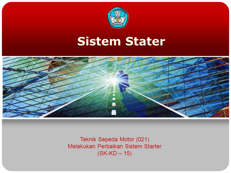 Melakukan Perbaikan Sistem Starter