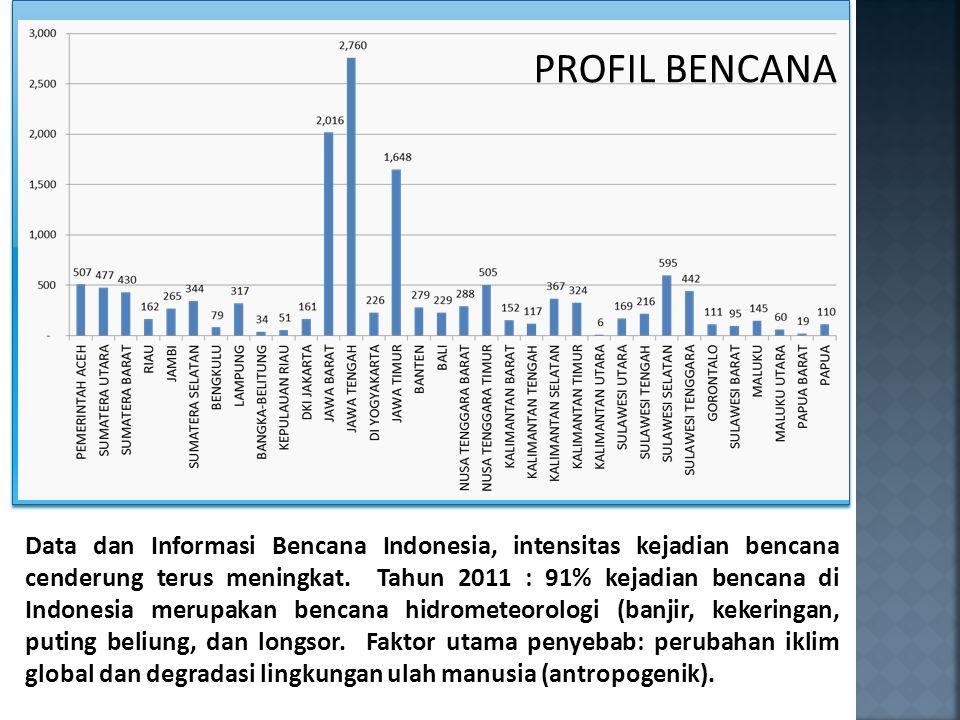 PROFIL BENCANA