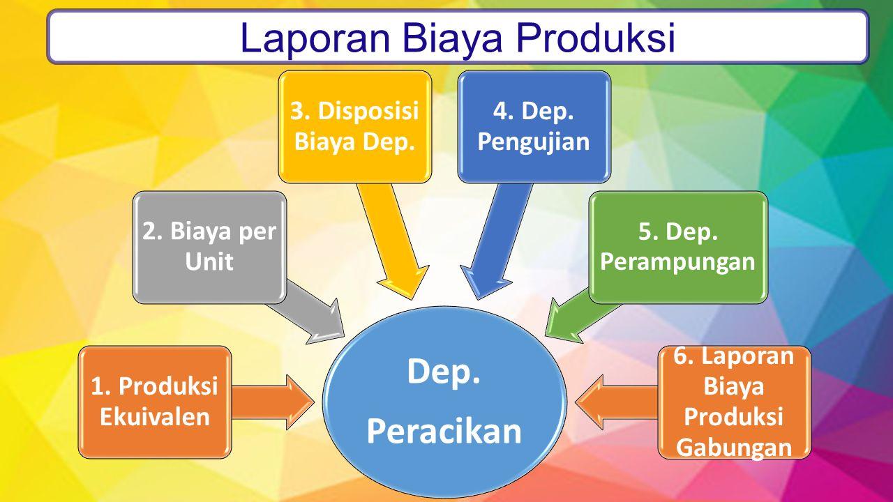6. Laporan Biaya Produksi Gabungan