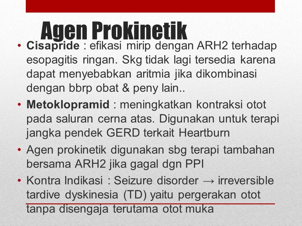 Agen Prokinetik