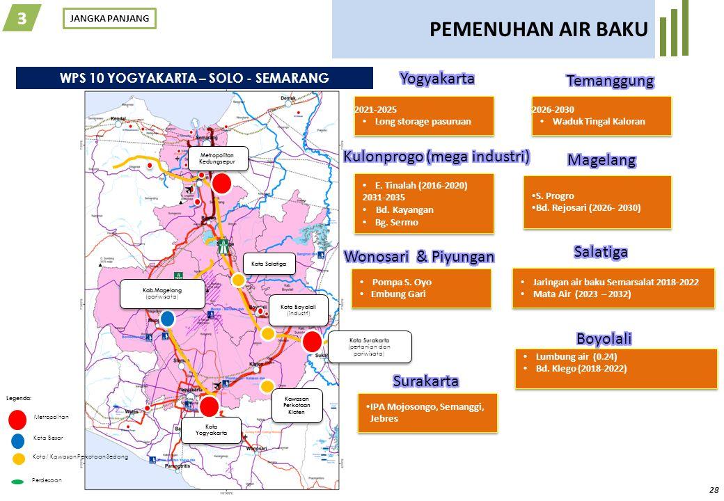 WPS 11 SEMARANG - SURABAYA Kedungsepur (Metropolitan)