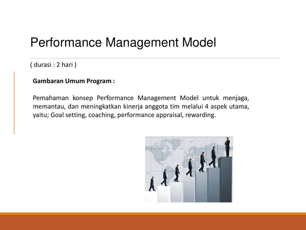 performance management models