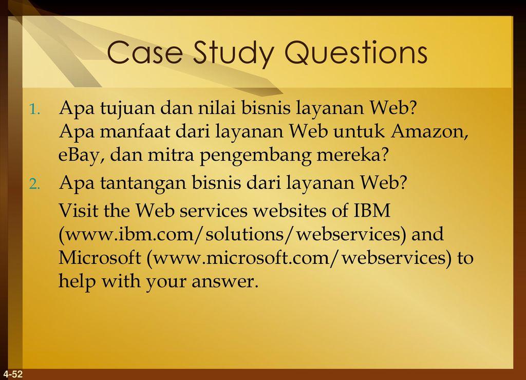 ibm case study 2007