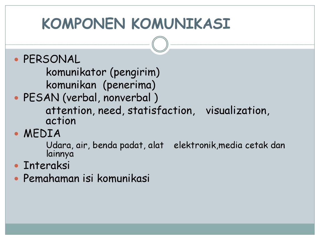 Ebook Komunikasi InterpersonalPdf - thebookeenet