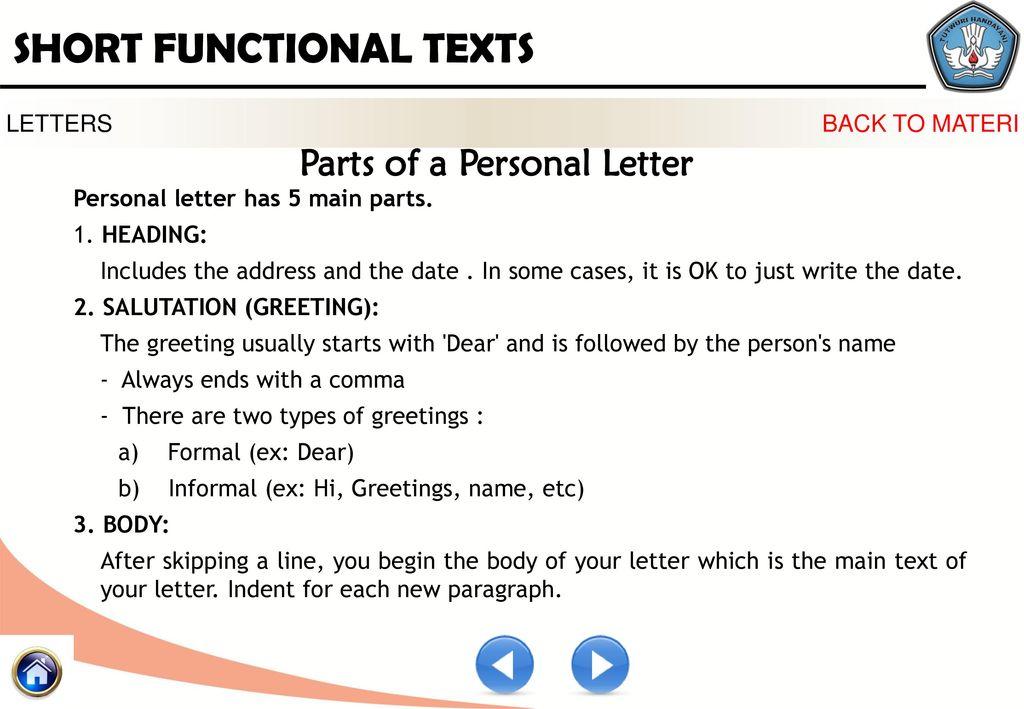 Kelompok Kompetensi D Profesional Short Functional Text 2 ppt