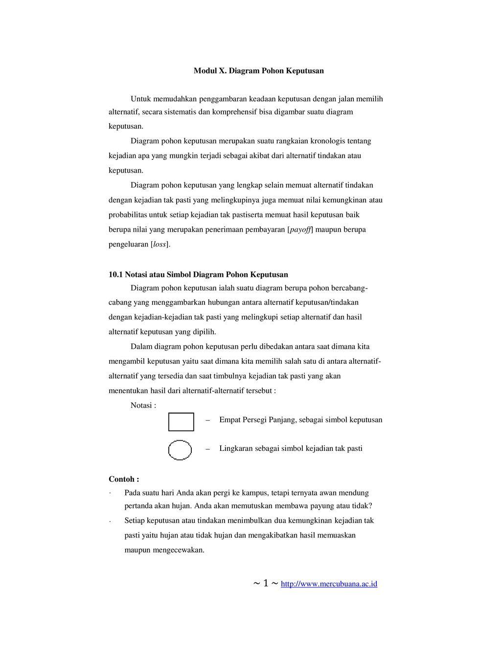 Modul x diagram pohon keputusan ppt download modul x diagram pohon keputusan ccuart Images