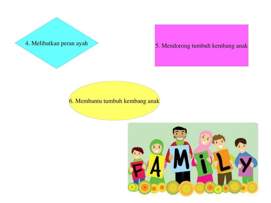 5. Mendorong tumbuh kembang anak