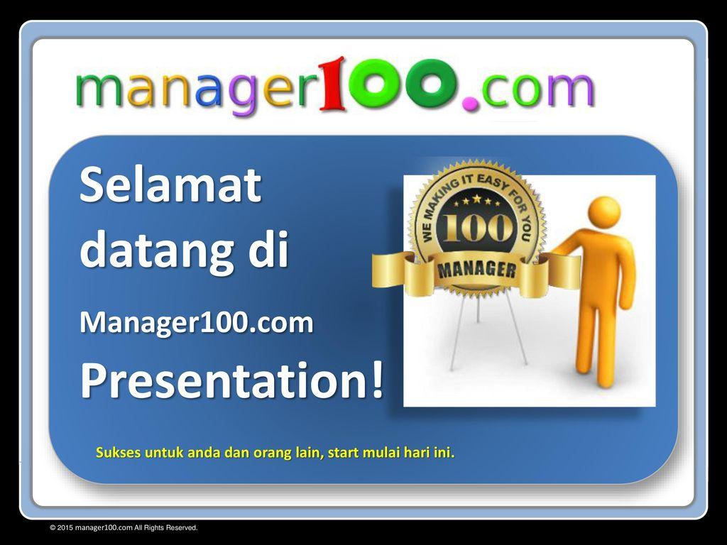 management 100