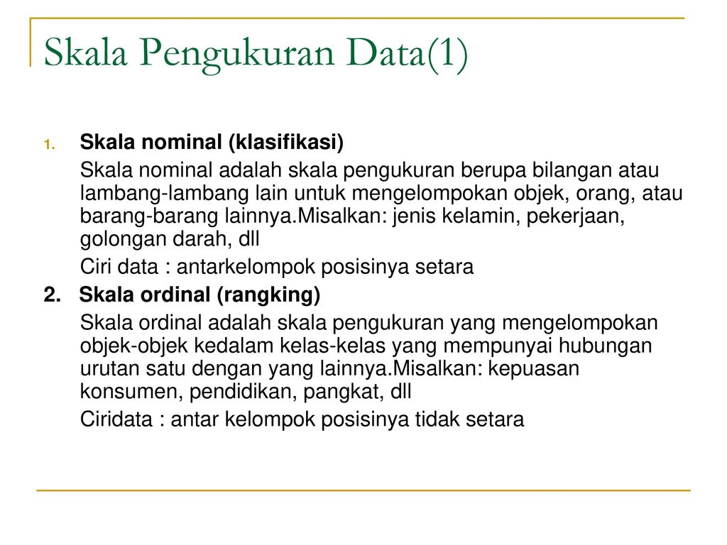 Skala Pengukuran Data(1)
