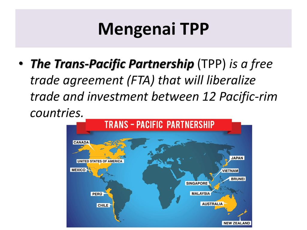 the role of the trans pacific partnership in mncs