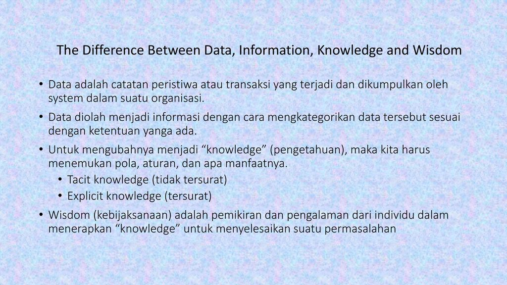 the difference between data and information The words data and information may look similar and many people use these words very frequently, but both have lots of differences between them.