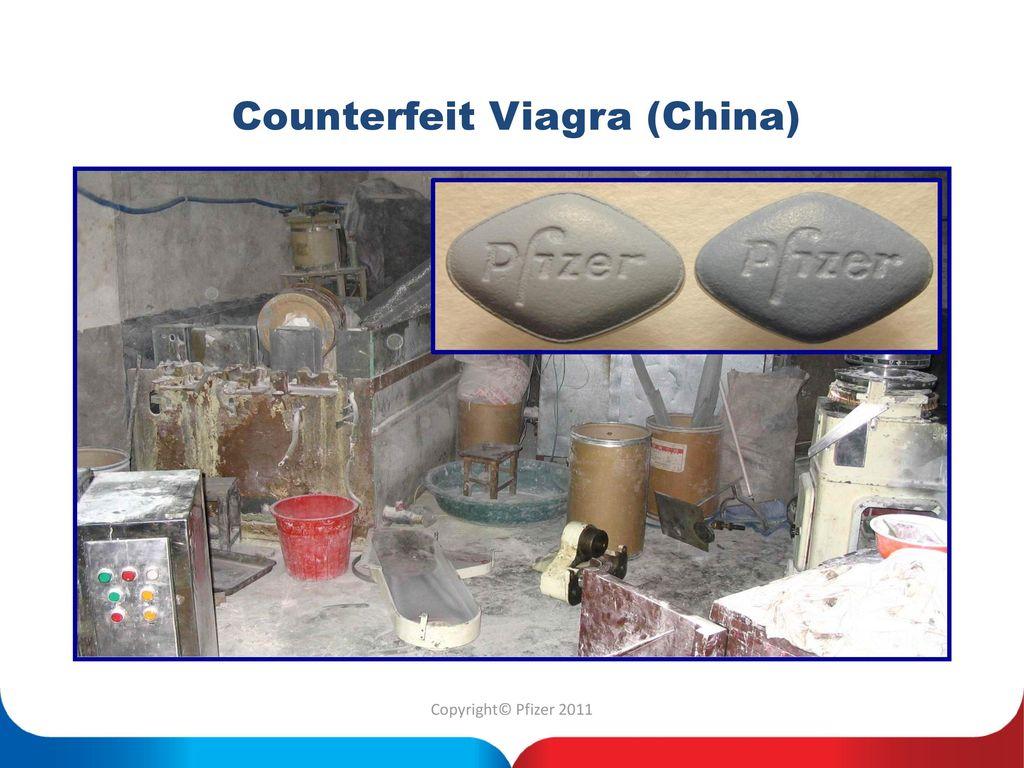 Counterfeit Risk Viagra