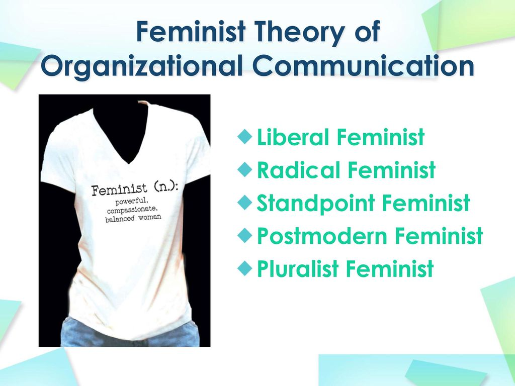 islamic radicalism and feminist theories in An analysis of the feminism theory radical feminism: media feminism in pakistan: muslim women form a highly diverse and complex group and assumptions about.