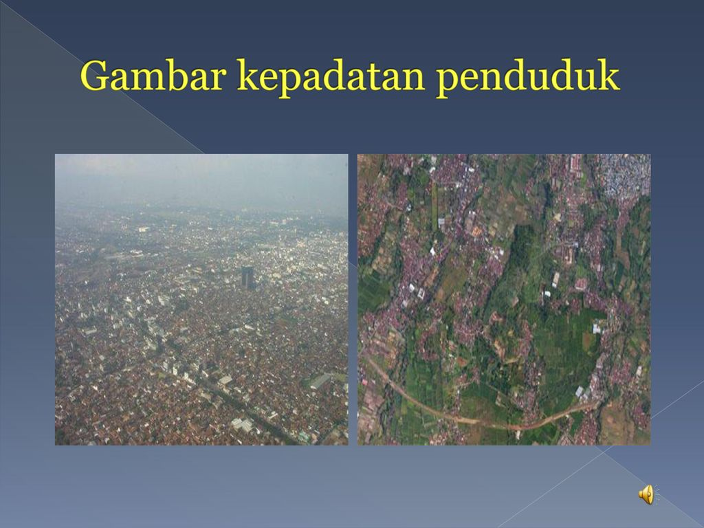 Gambar kepadatan penduduk