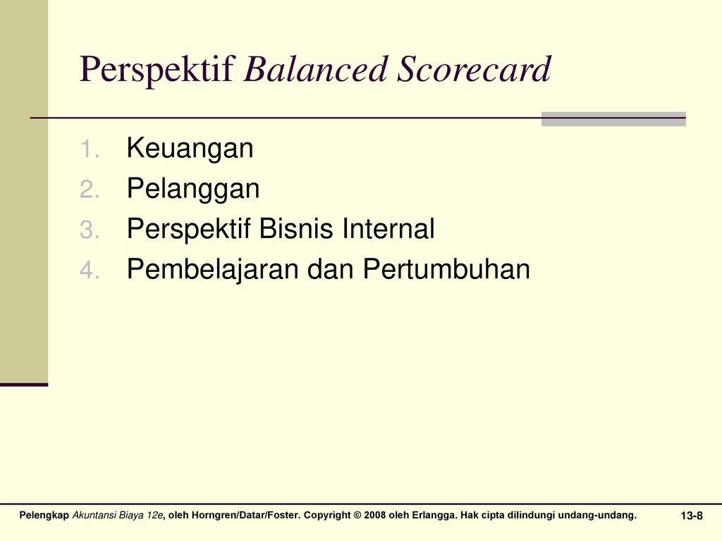 Strategi balanced scorecard dan analisis profitabilitas strategis perspektif balanced scorecard ccuart Choice Image