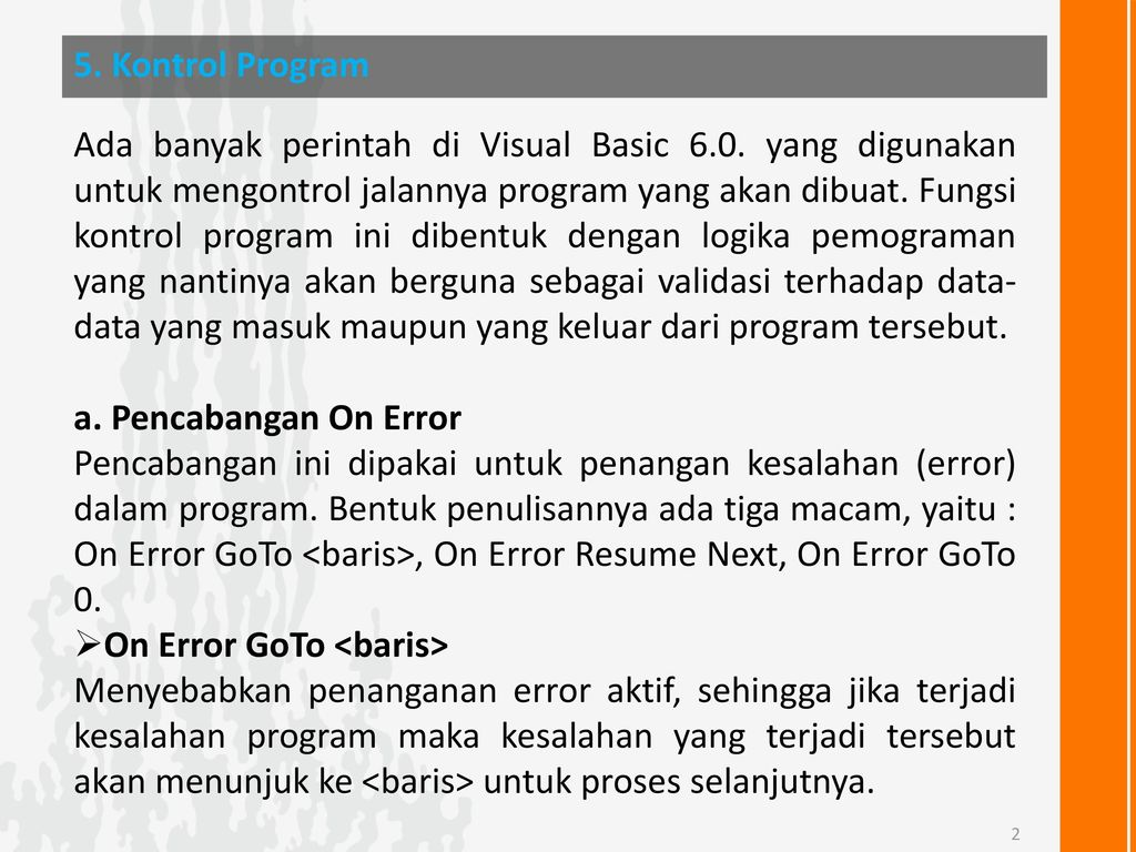 Funky Visual Basic On Error Resume Next Picture Collection ...