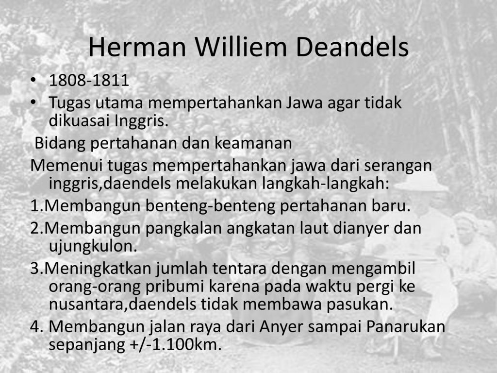 Herman Williem Deandels