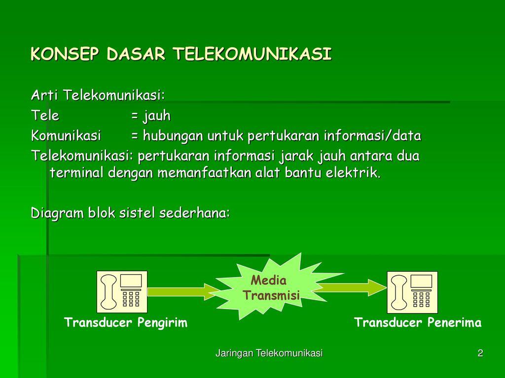 Pengenalan jaringan telekomunikasi ppt download konsep dasar telekomunikasi ccuart Gallery