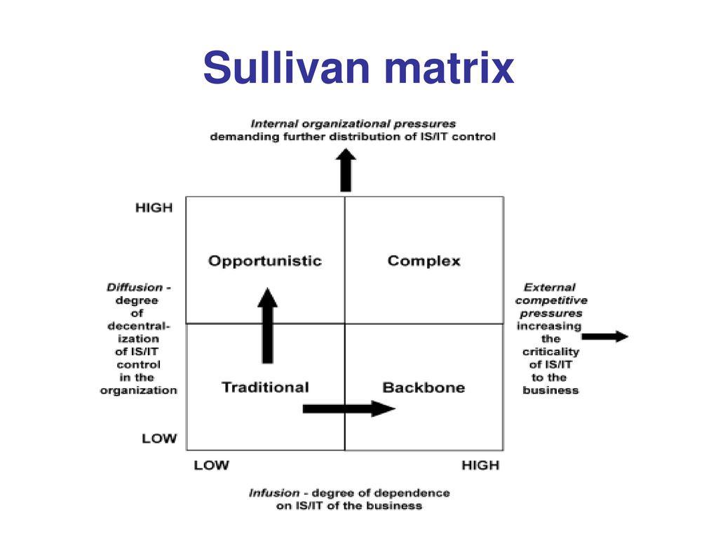 Sullivan matrix