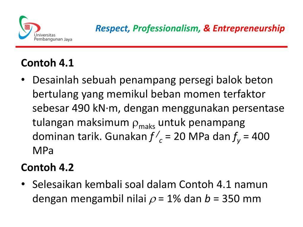 Contoh 4.1