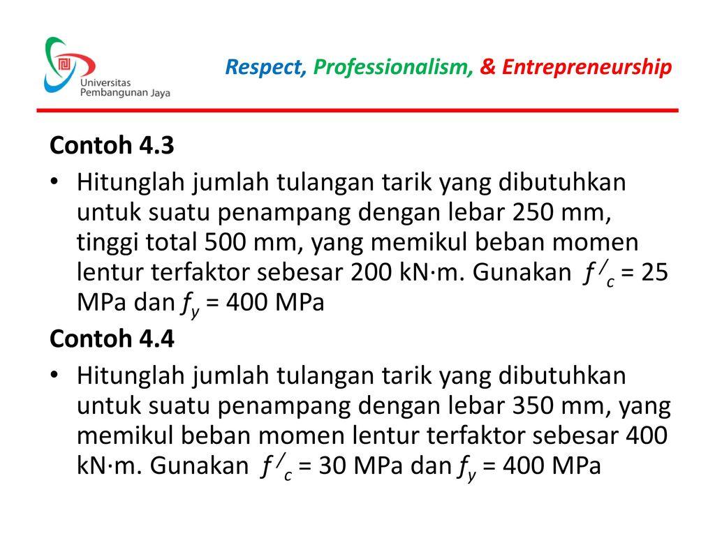 Contoh 4.3