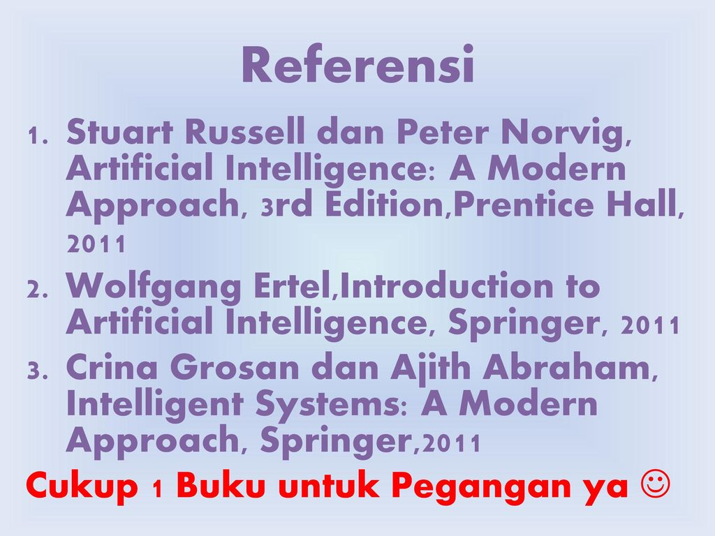russell and norvig