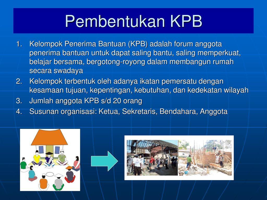 Pembentukan KPB