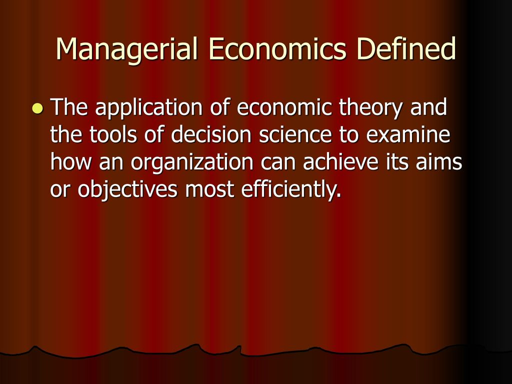 managerial economics is best defined as the economic study of Quizlet provides managerial economics activities the short-run is best defined as the ti study of how the allocation of economic resources affects the.
