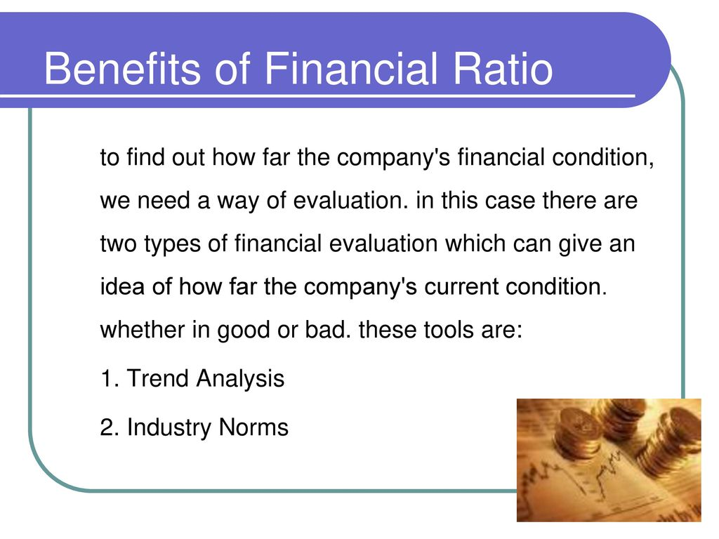 limitations of financial ratios as a tool to evaluate financial performance essay Financial statement analysis is a financial statement analysis is a brilliant tool to gauge the past performance of a the financial ratios of two.