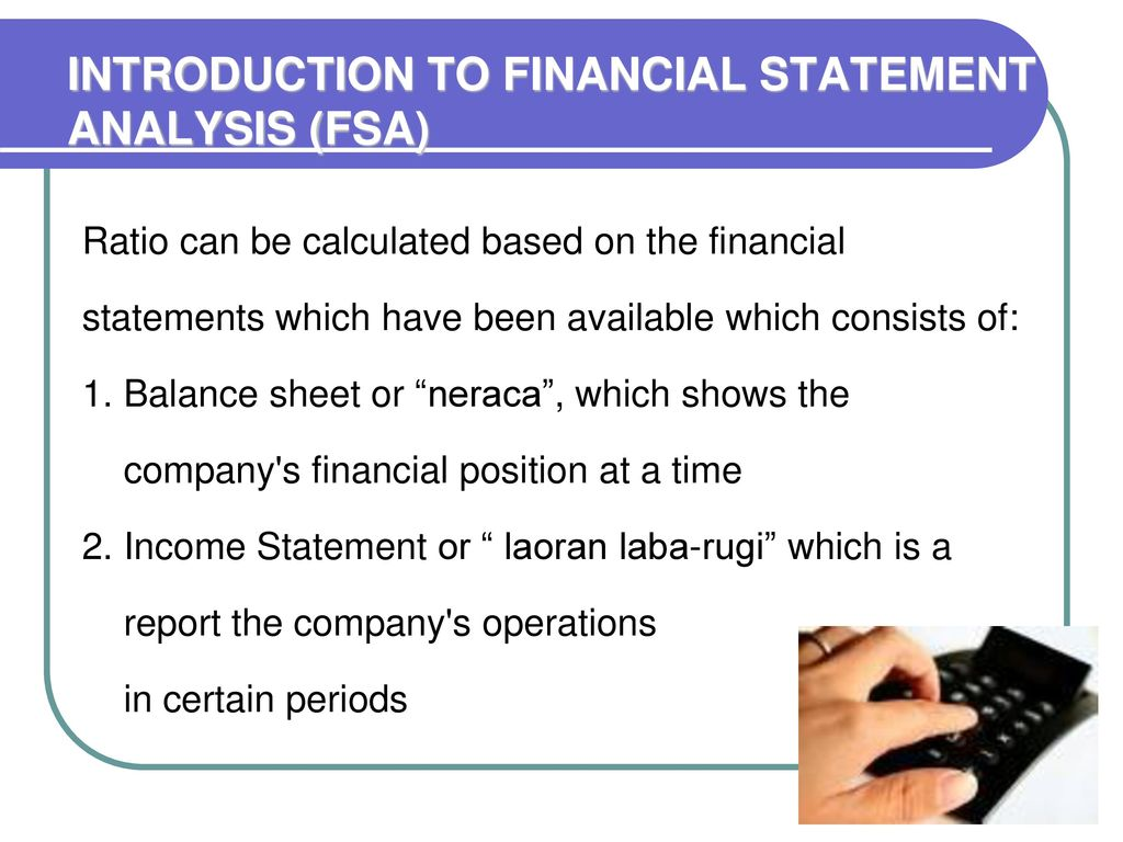 introduction of financial statements Accounting: tools for business decision making, 5th edition answers to chapter 1 - introduction to financial statements - self-test questions 1 including work step by step written by community members like you.