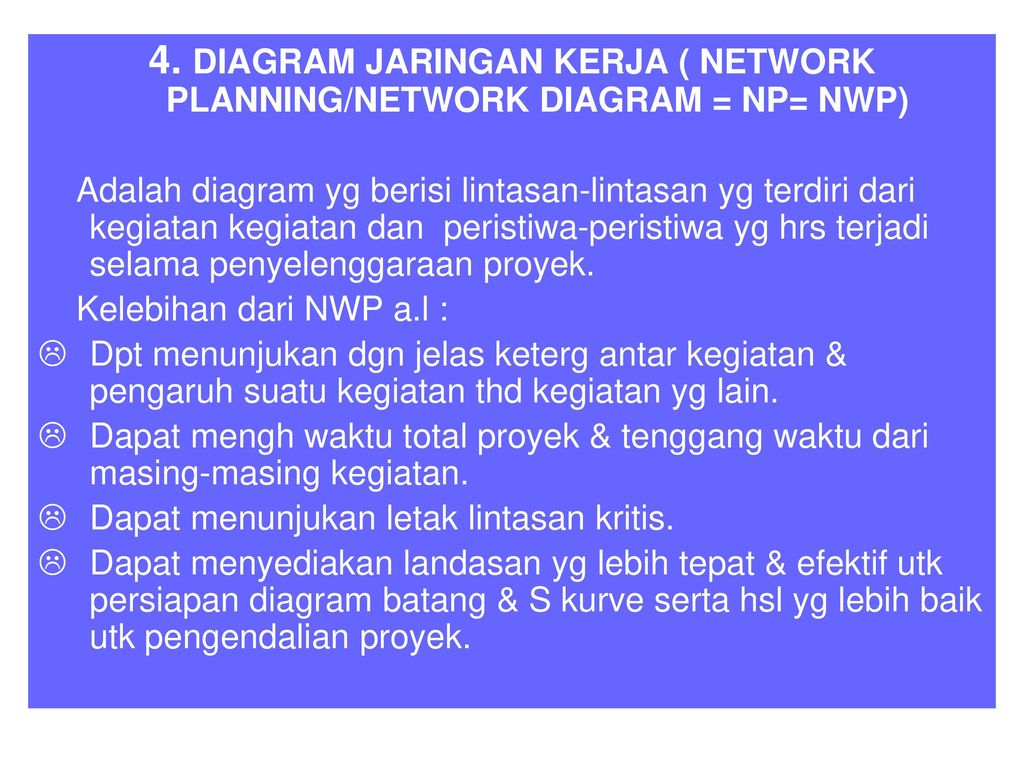 4 diagram jaringan kerja network planningnetwork diagram np diagram jaringan kerja network planningnetwork diagram np nwp ccuart Image collections