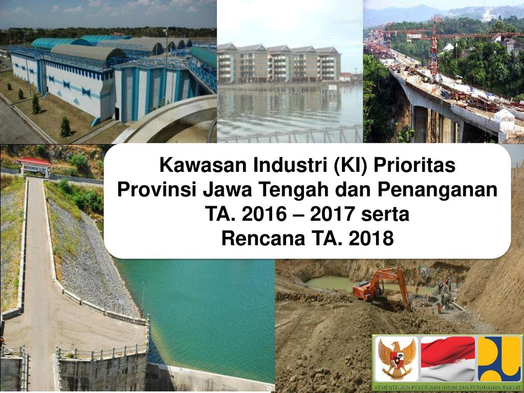 Kawasan Industri (KI) Prioritas