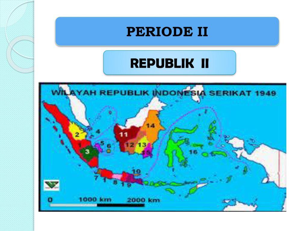 PERIODE II REPUBLIK II