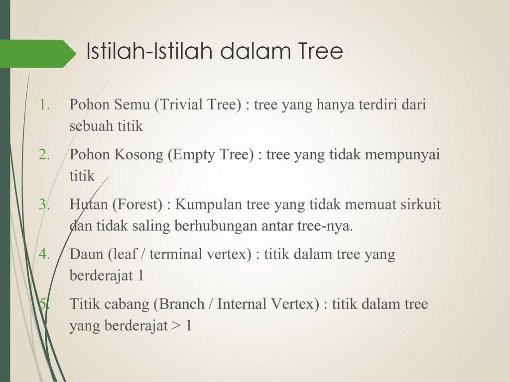 Diagram pohon tree diagram ppt download 3 istilah istilah dalam tree ccuart Images