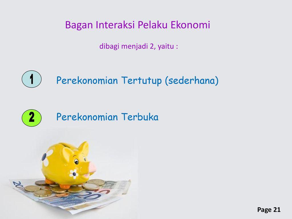 Pelaku pelaku ekonomi ppt download 21 bagan interaksi pelaku ekonomi ccuart Gallery