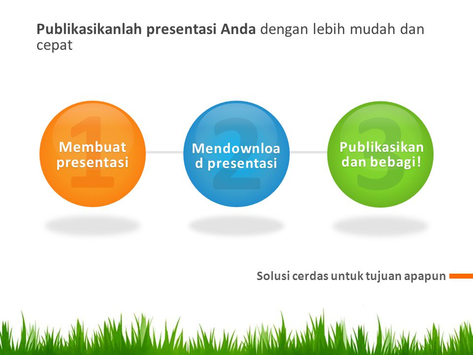 Mendownload presentasi Publikasikan dan bebagi!