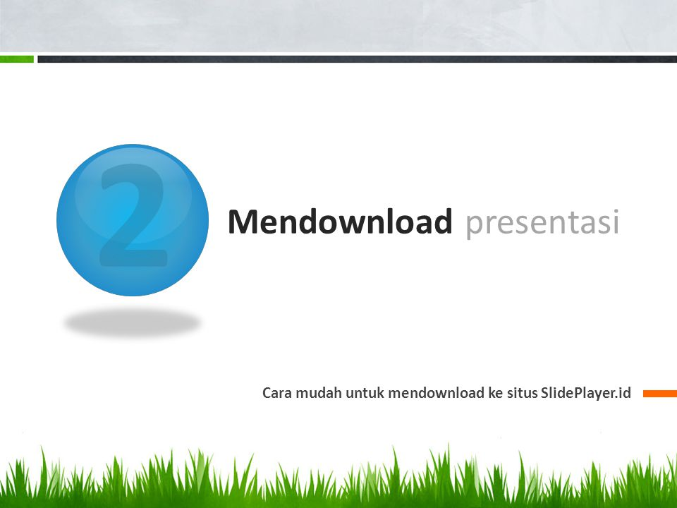 Mendownload presentasi