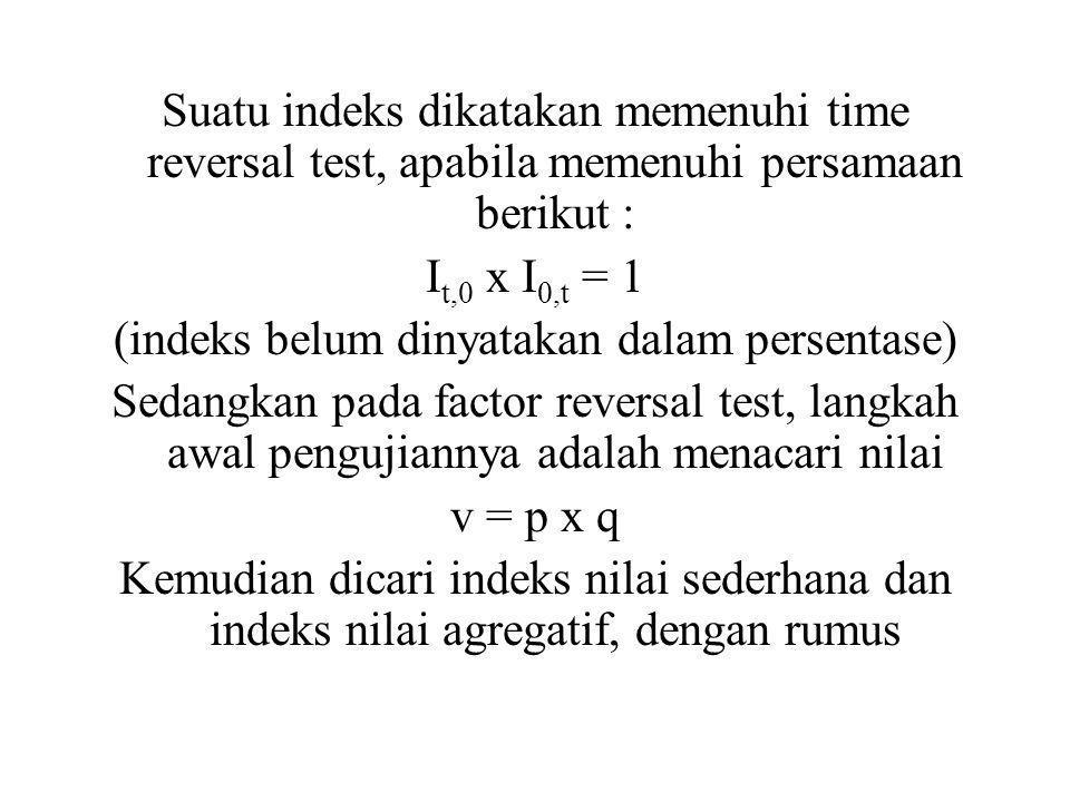 (indeks belum dinyatakan dalam persentase)