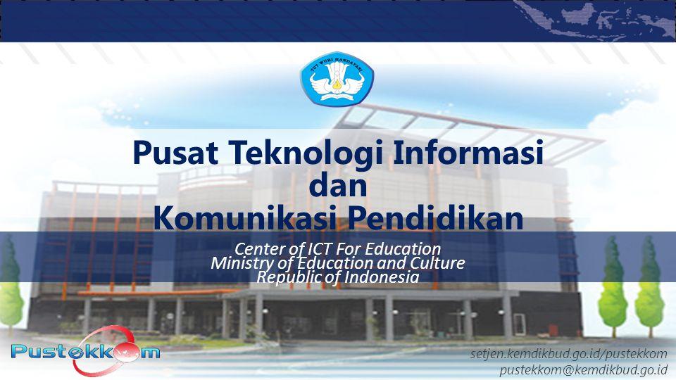 Pusat Teknologi Informasi dan Komunikasi Pendidikan