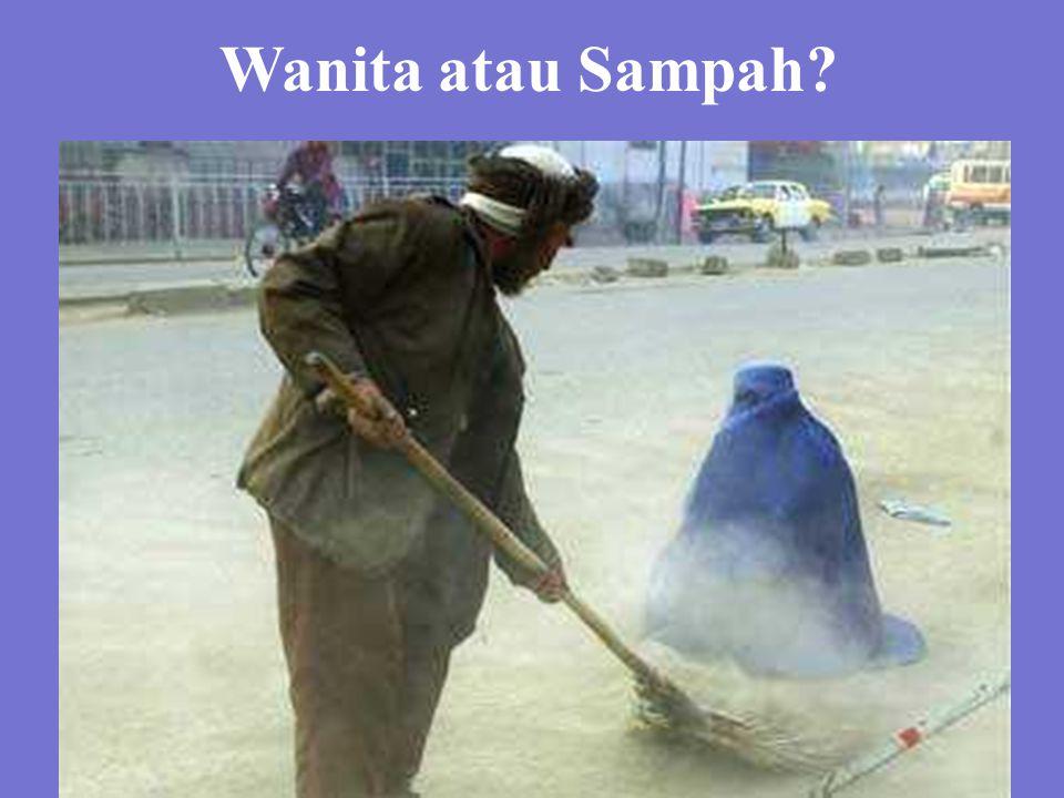 Wanita atau Sampah