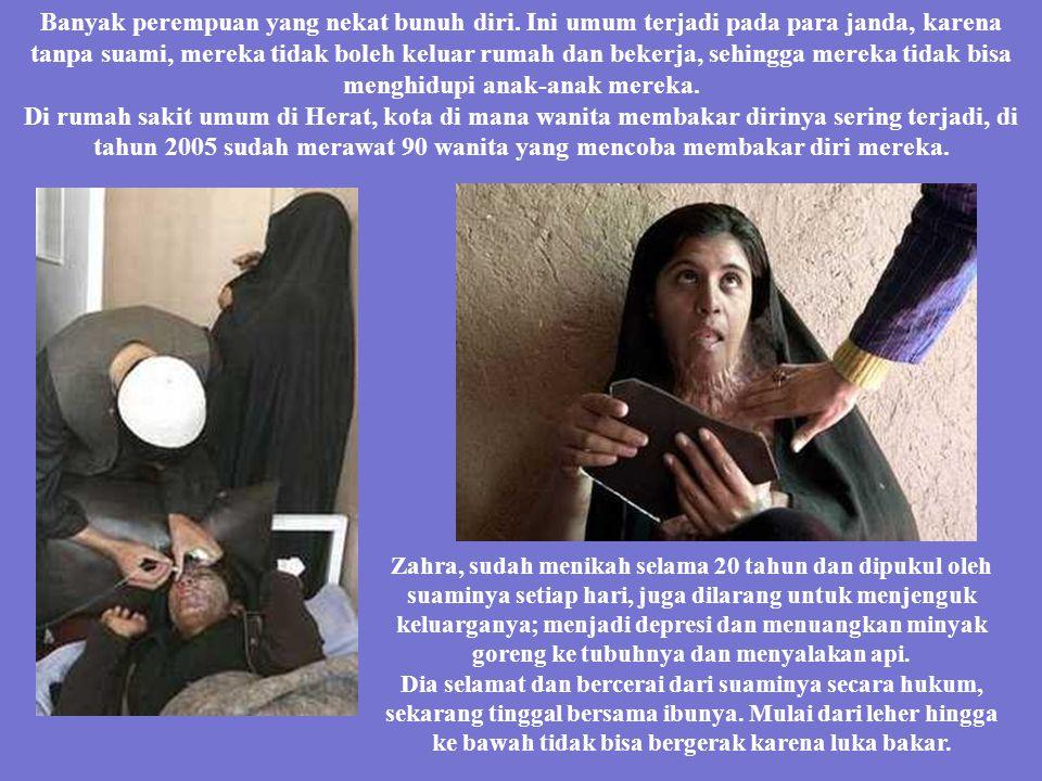 Banyak perempuan yang nekat bunuh diri