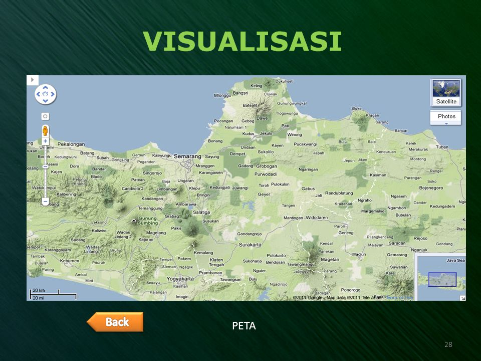 VISUALISASI Back PETA