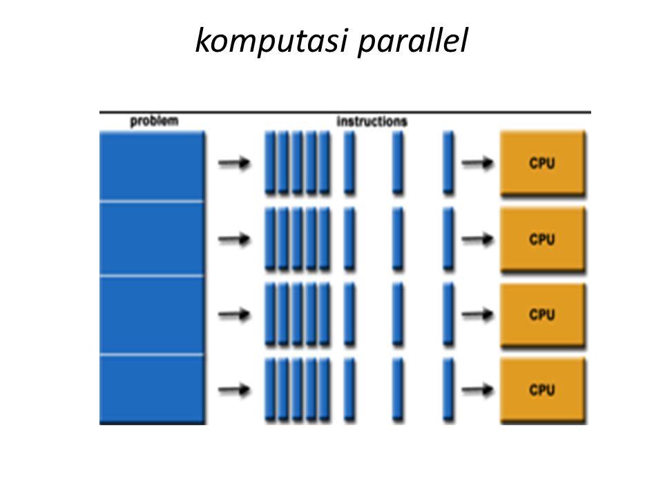 komputasi parallel