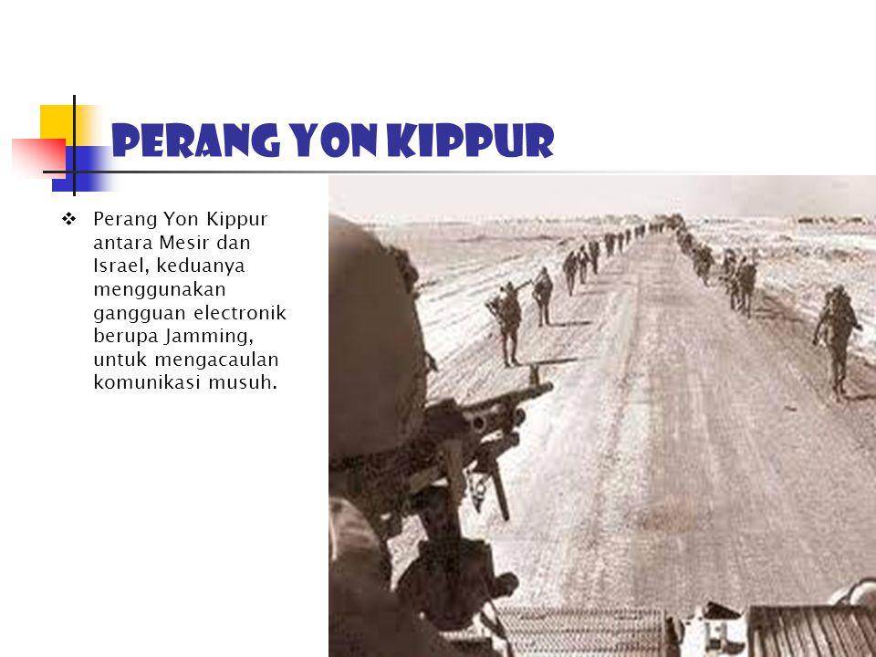 Perang yon kippur