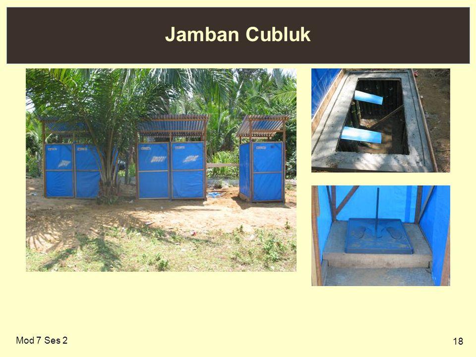 Jamban Cubluk Mod 7 Ses 2
