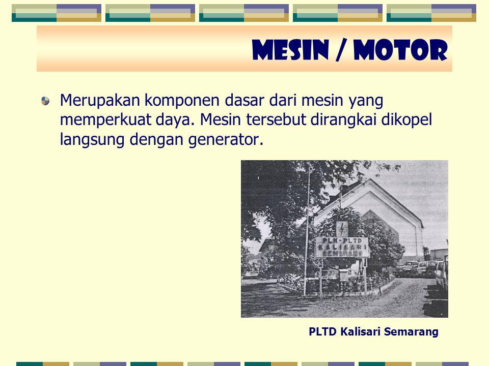 PLTD Kalisari Semarang