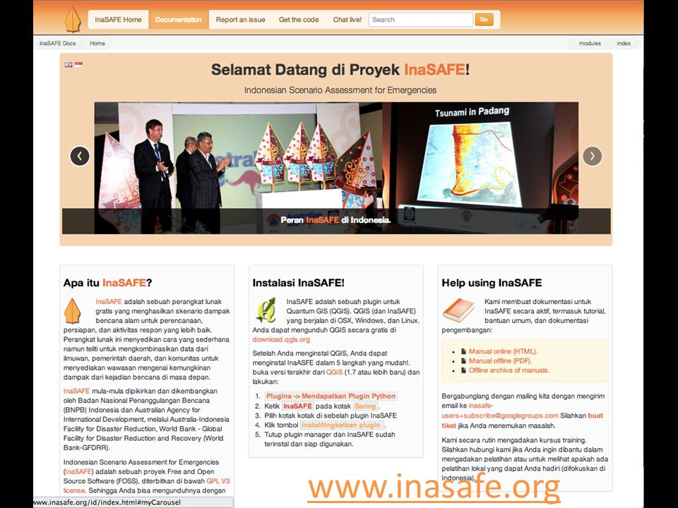 www.inasafe.org