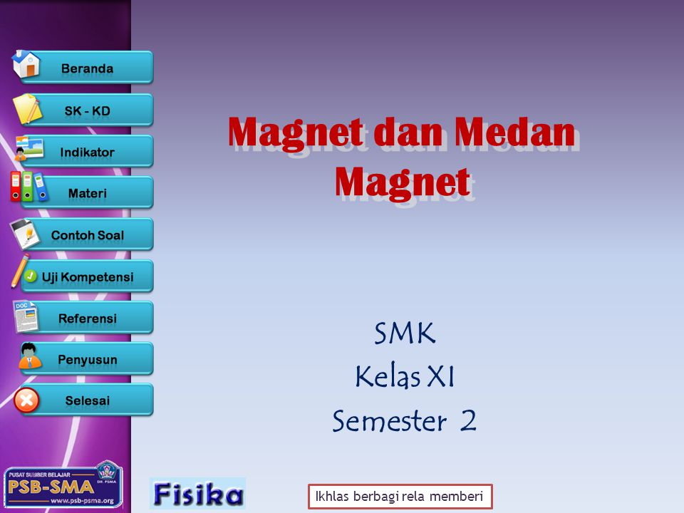 Magnet dan Medan Magnet