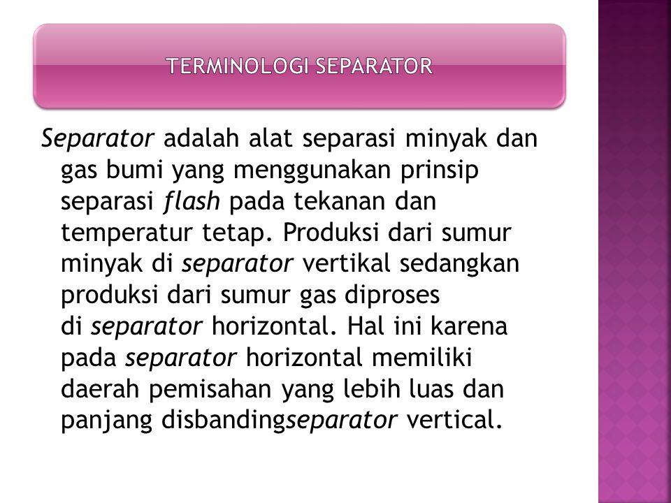 Terminologi Separator