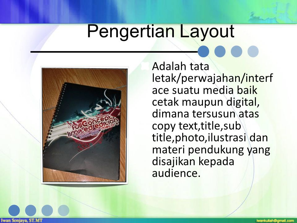 Pengertian Layout